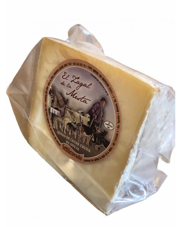cuña de queso Semicurado artesanal...