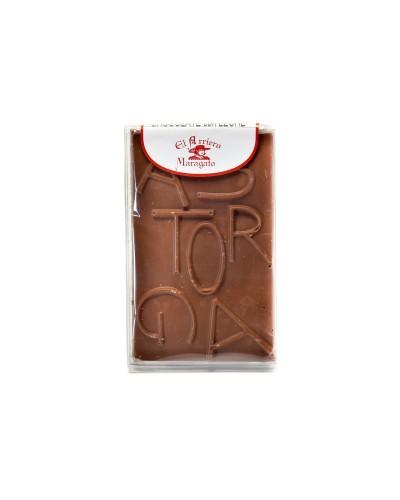 Tableta chocolate con leche...
