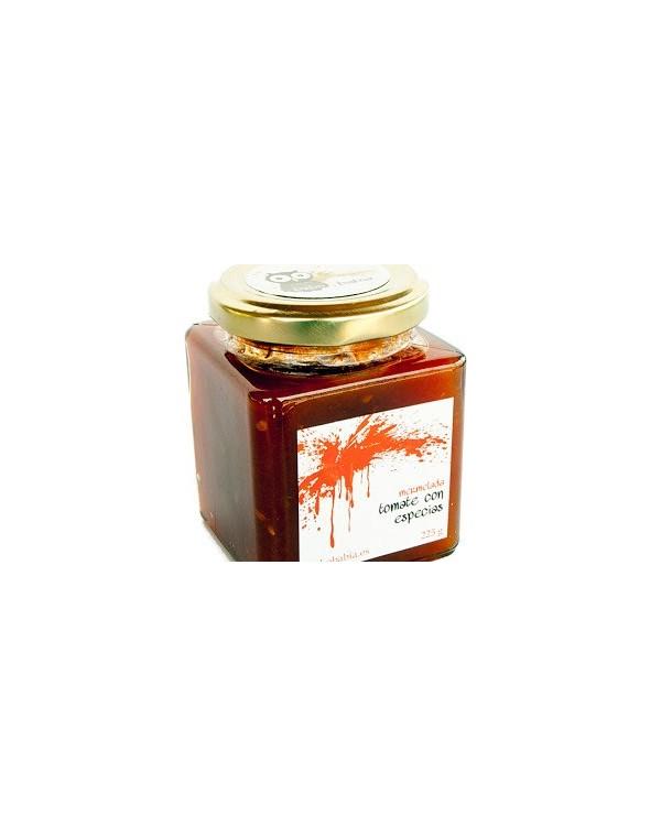 Mermelada de tomate con especias BUBO...
