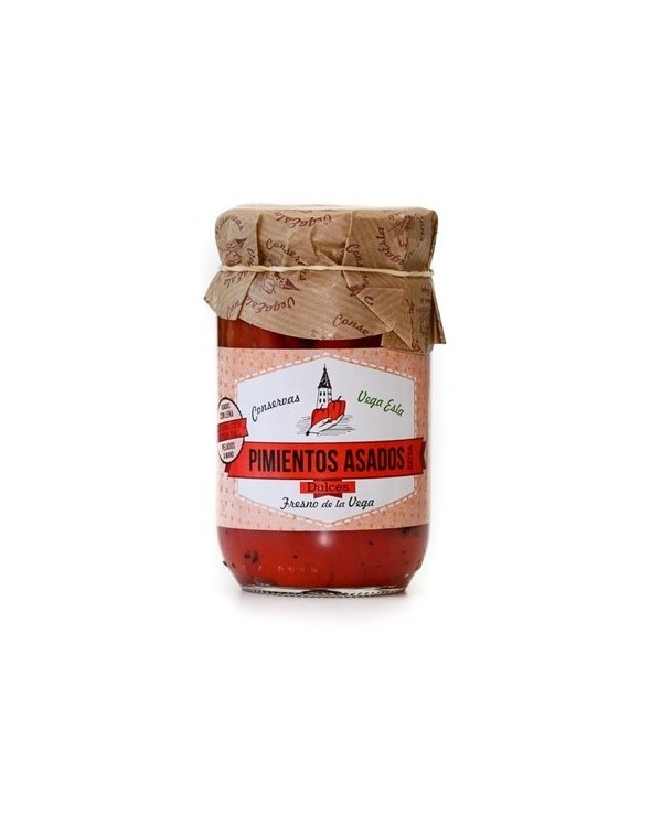 Pimiento asado Vega Esla